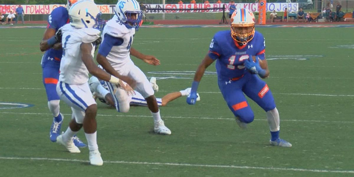 Jags rebound from loss to defeat Ocean Springs