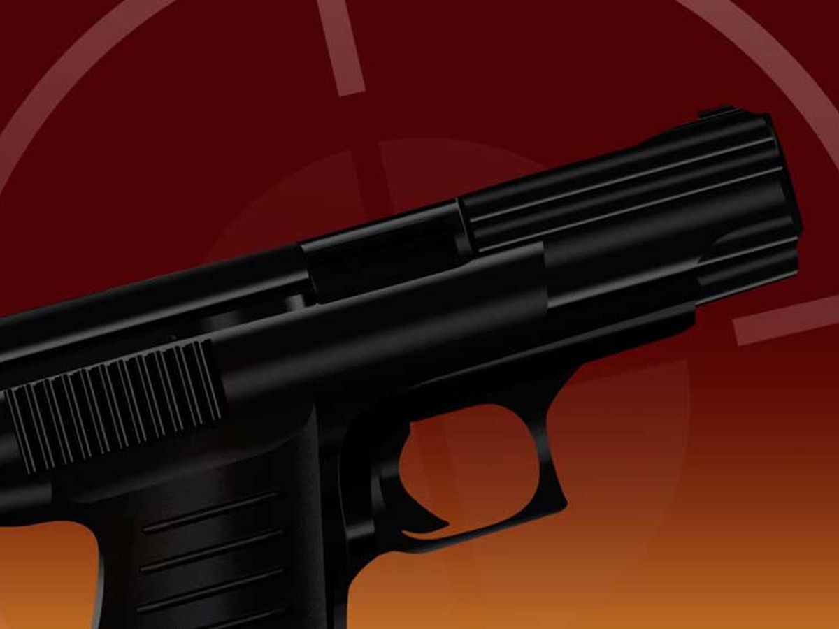 One shot in Madison Co. home invastion; suspect in custody