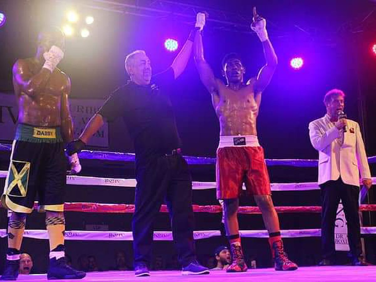 Local boxer going for glory in Mississippi