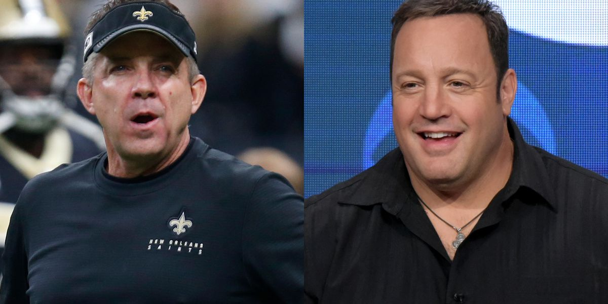 Kevin James to play Sean Payton in upcoming movie about bountygate