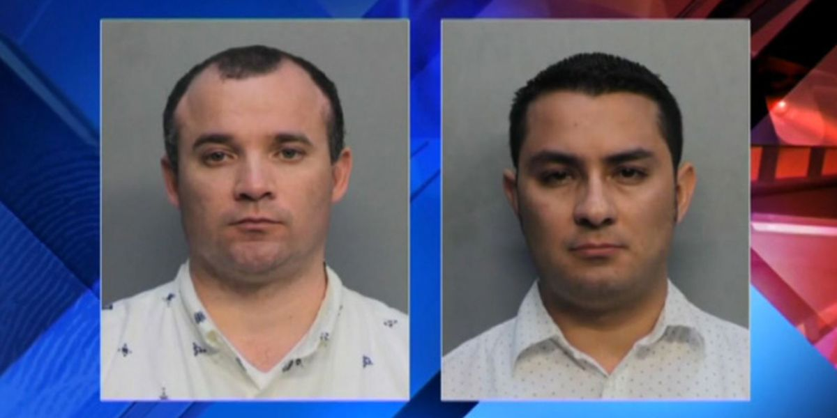 'It's definitely shocking': Priests arrested after allegedly performing sex act near beach
