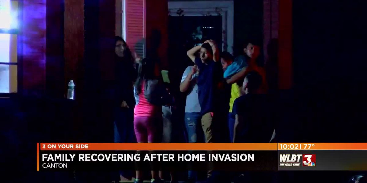 Immigrant family recovering after violent home invasion