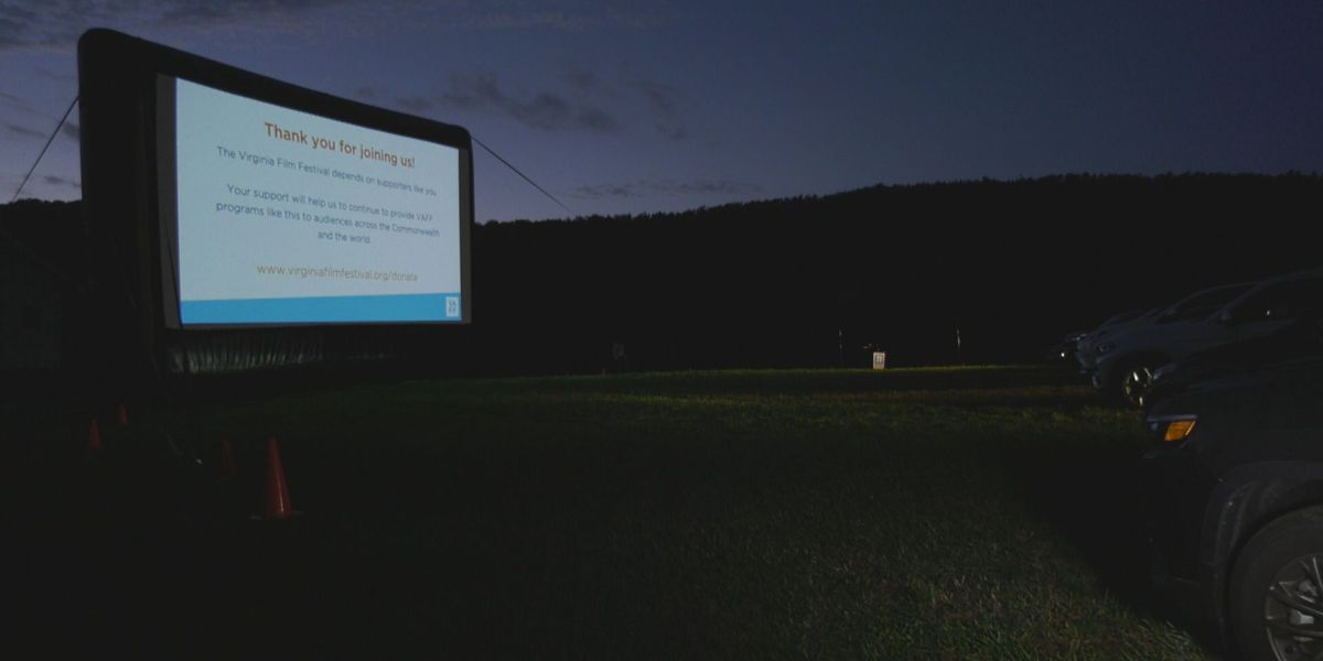 Drive-in 'Movies in the Park' series kicks off April 16