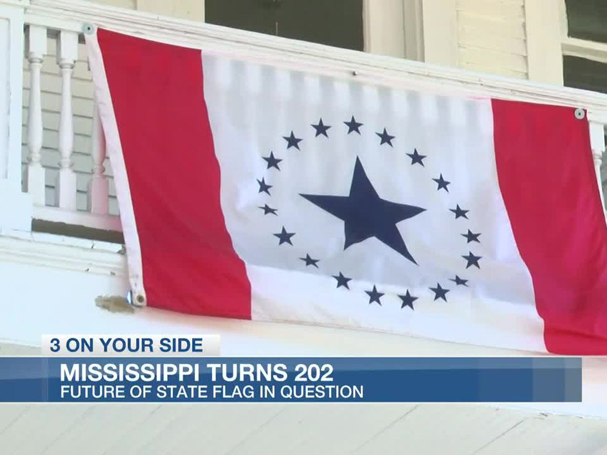 Future of Mississippi's flag discussed in shadow of state's birthday
