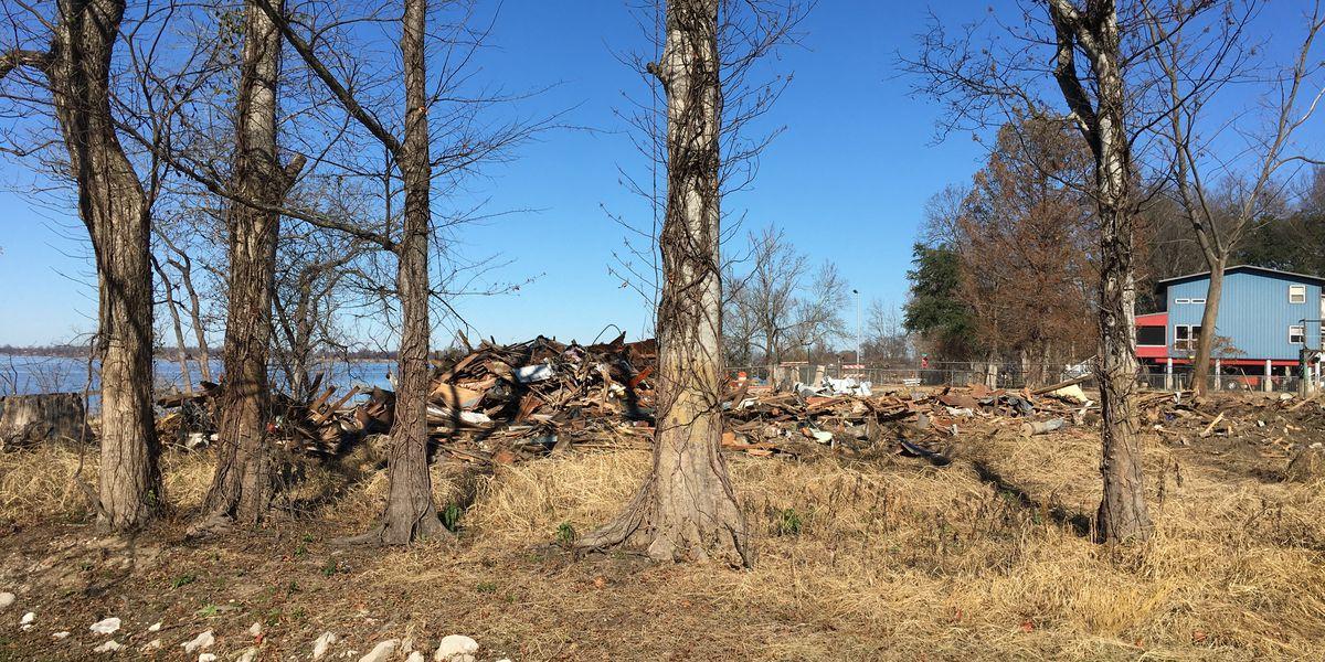 Team Rubicon helping Eagle Lake community by demolishing homes affected by devastating floods