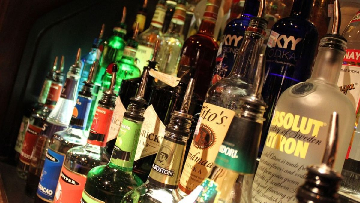 Increased liquor sales halts orders for 10 days