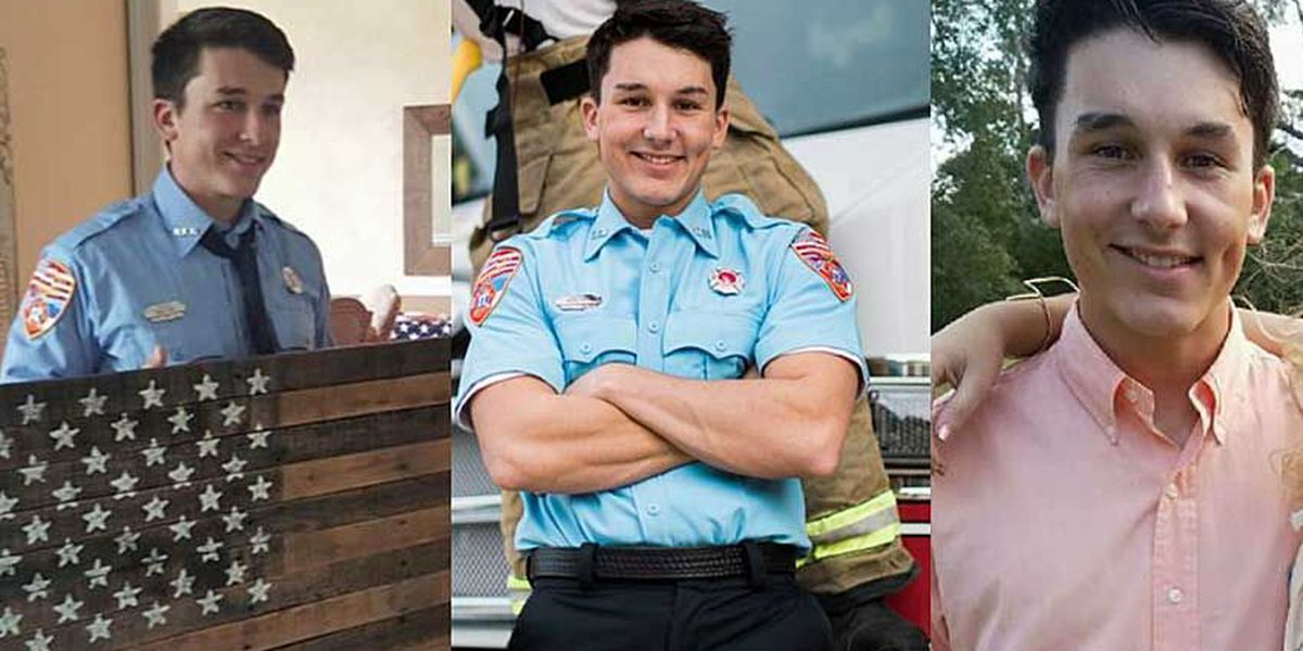 Funeral services announced for Richland firefighter Noah Pate