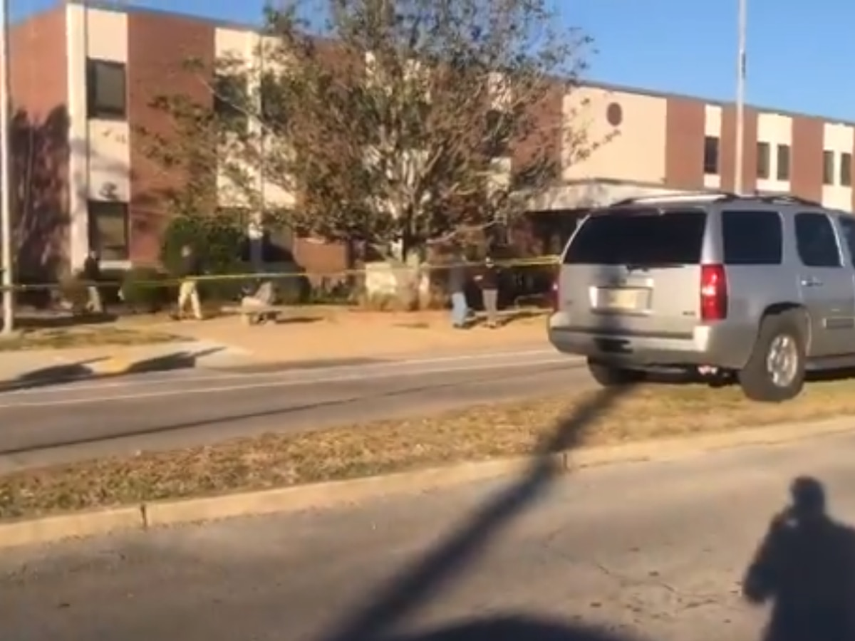 One person dead after deputy-involved shooting at Harrison County Courthouse, say officials