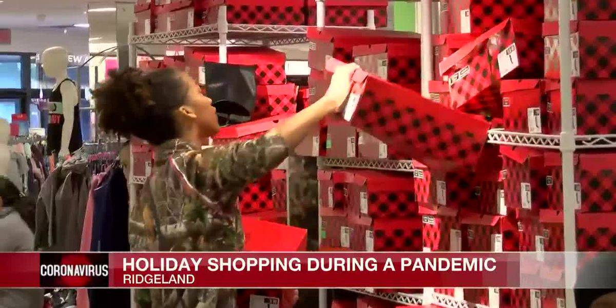 Shoppers adjusting Christmas lists during the pandemic