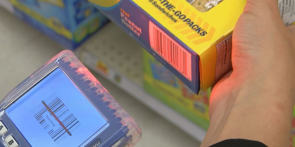 "New ""Scan, Bag, Go"" Device at Kroger makes for shorter shopping experience"