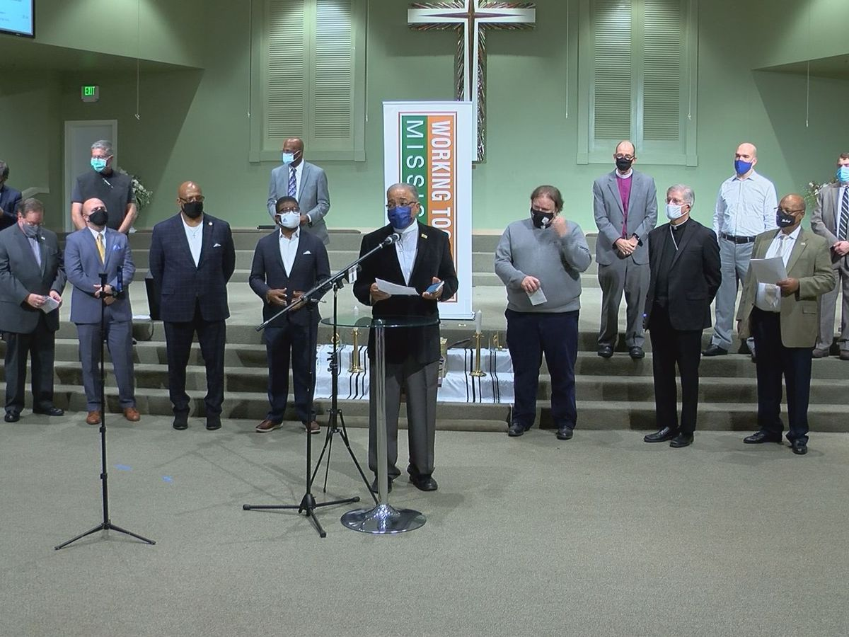 Faith leaders and Working Together Mississippi call for action on Medicaid expansion