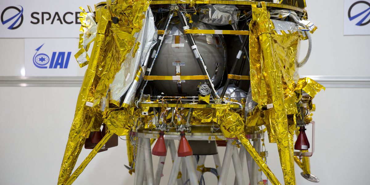First private Israeli lunar mission will launch in February