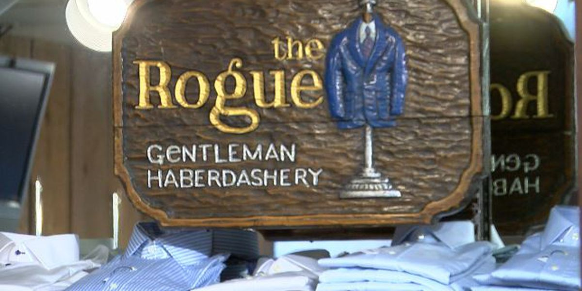 Tiger Woods's big win equals free clothes from The Rogue