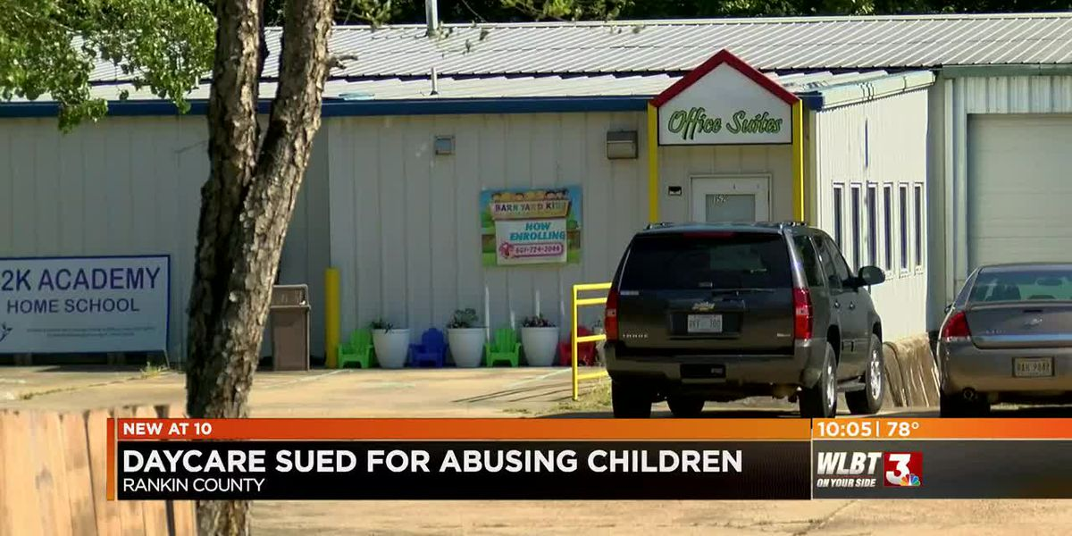 Rankin County daycare sued for abusing children