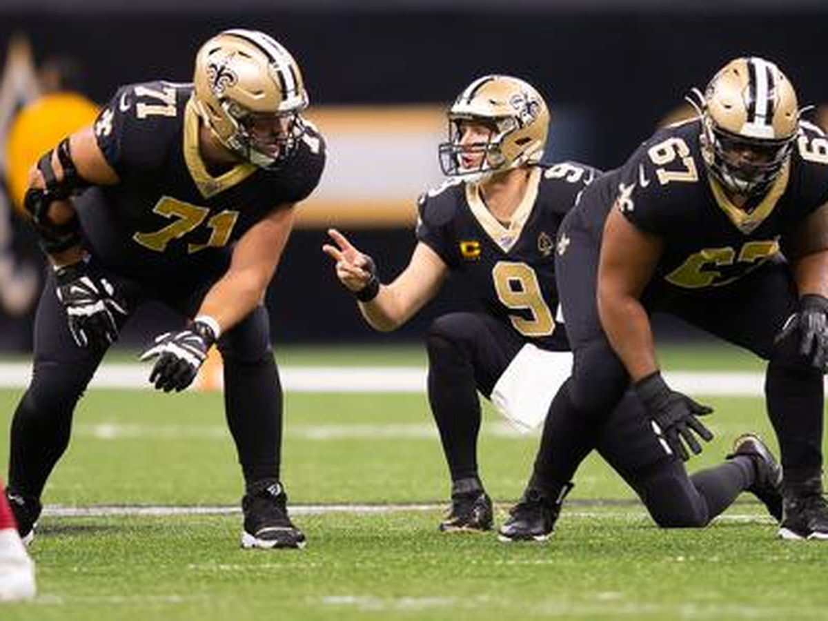 Saints open as 13-point favorites over Falcons