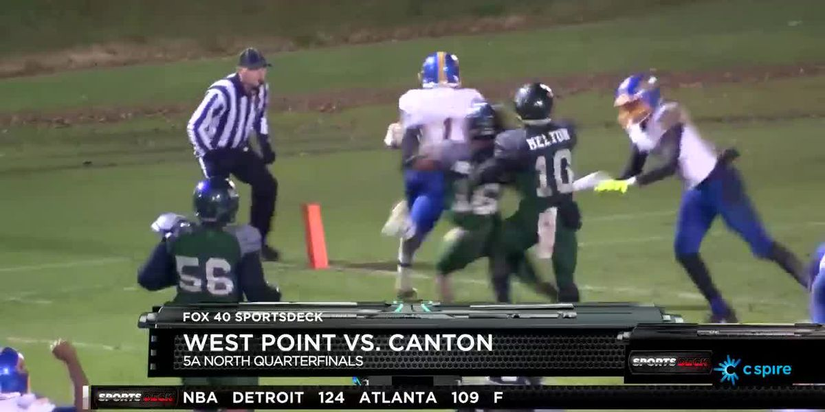 Canton vs. West Point