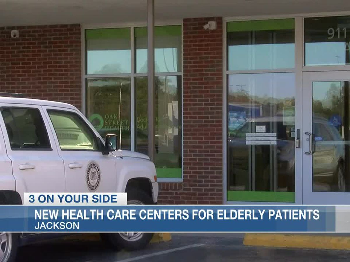 Elderly patients in Jackson have new health care center options
