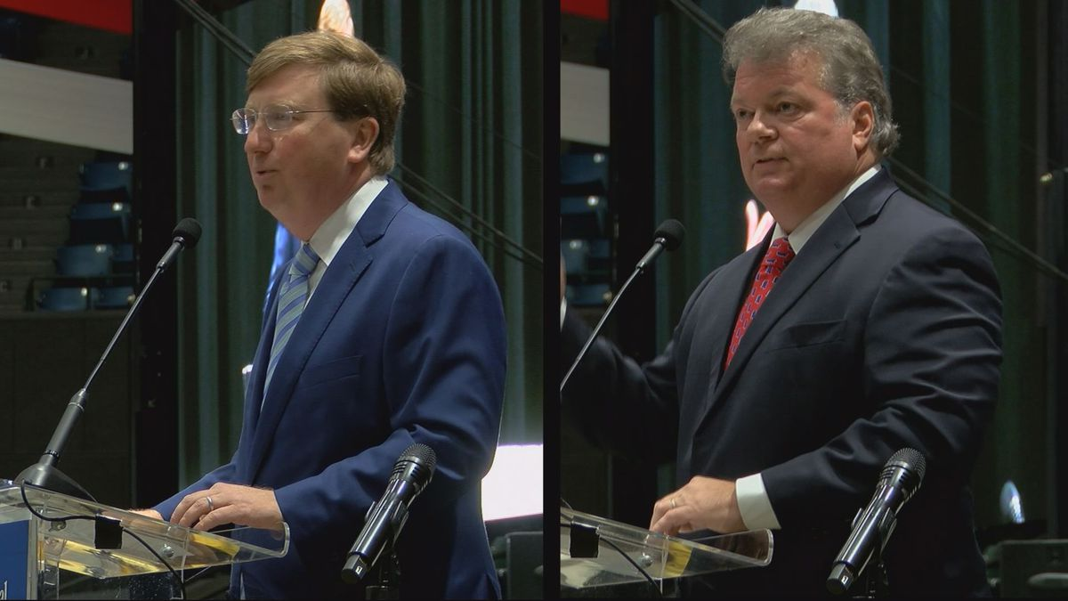 Statewide candidates make pitches to business leaders at MEC's Hobnob event