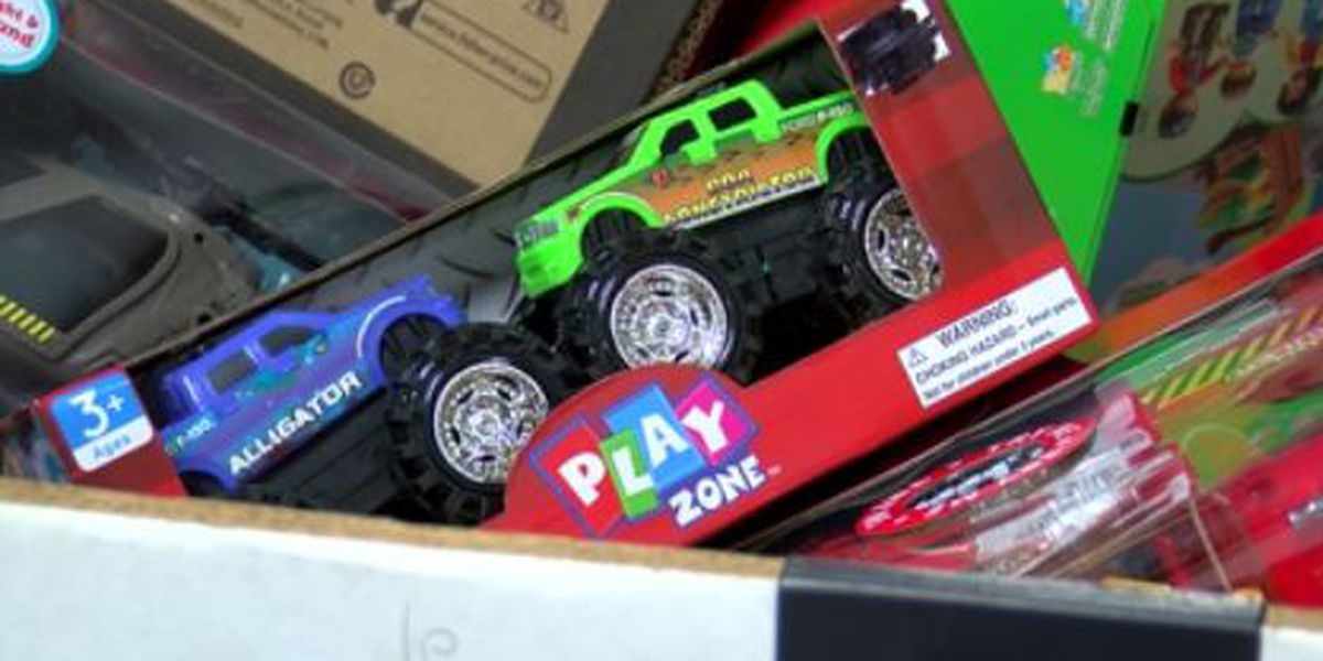 Toys for Tots fears slow donations may lead to shortage for metro kids
