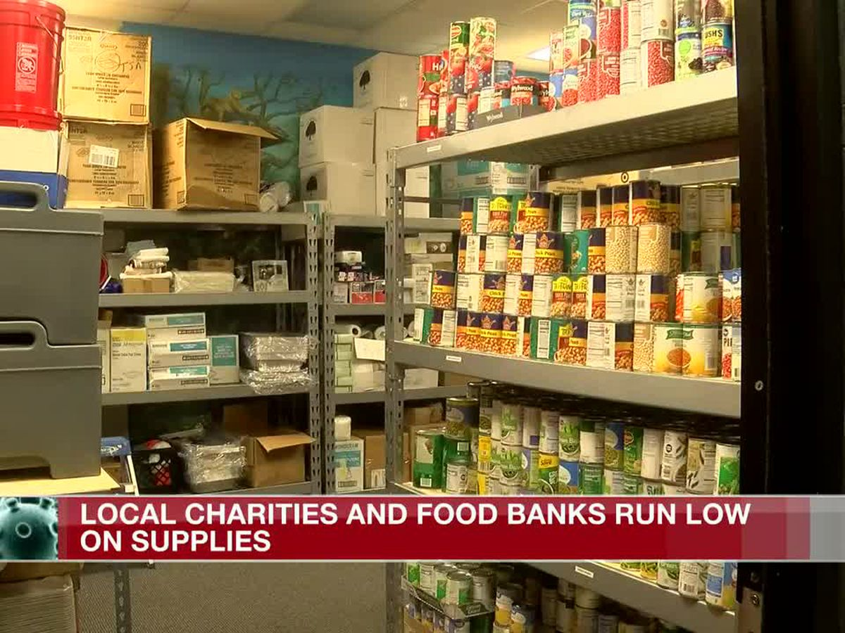 'I hope I never see anything like this again': Charities, food banks desperate for supplies
