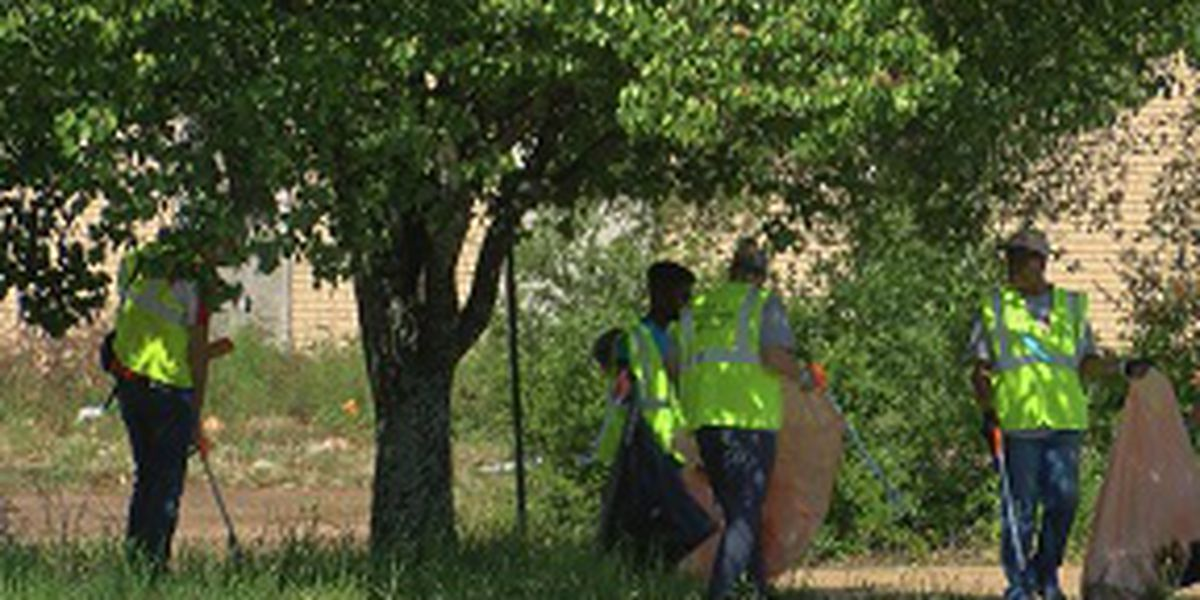The Great American Cleanup kicks off in Jackson