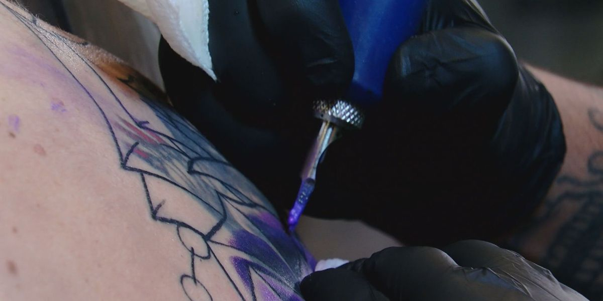 Tattoo parlors allowed to reopen under restructured safer-at-home plan