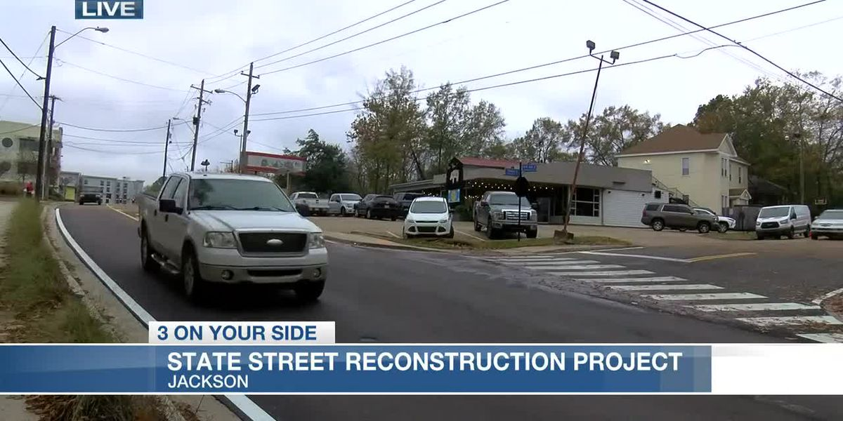 City to celebrate completed phase of State Street Reconstruction Project