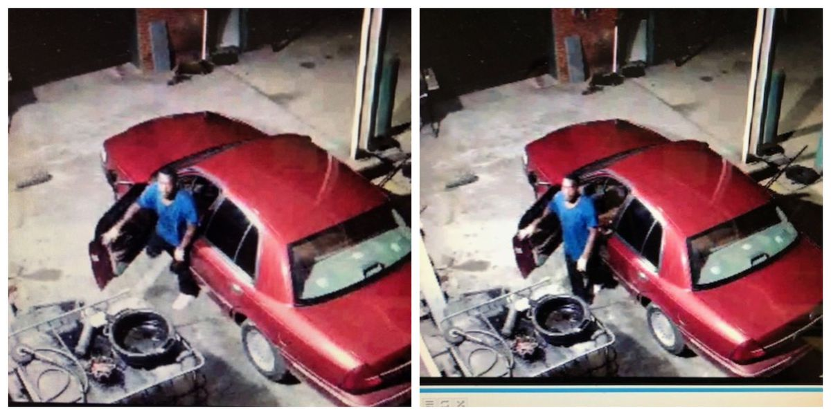Deputies need help identifying Attala Co. burglary suspect caught on camera