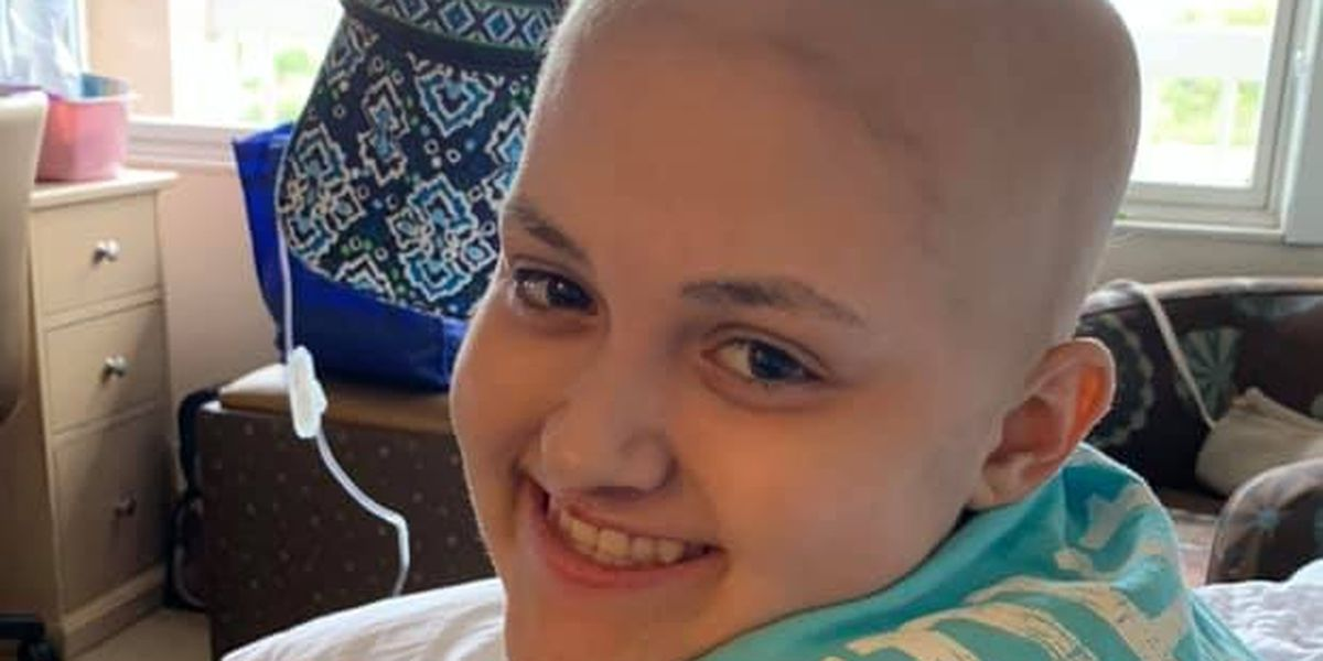 South Mississippi teen battles cancer but doesn't miss a beat in the classroom