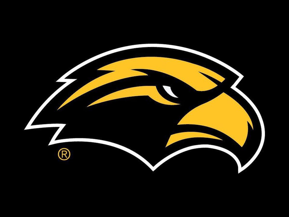 Adams helps Southern Miss hold on to beat Troy 47-42