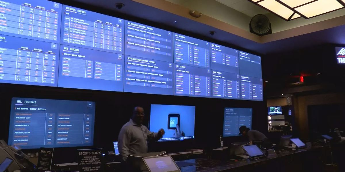 Sports betting in Mississippi nears first-year anniversary