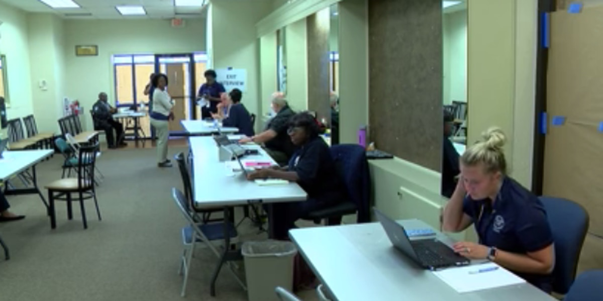F.E.M.A. Disaster Recovery Center opens in Vicksburg
