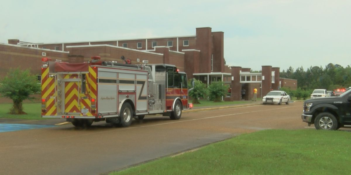 Hinds County School District holds active shooter drill