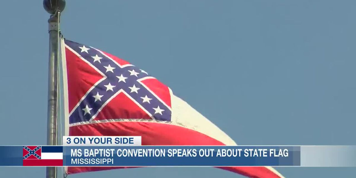 Mississippi Baptist Convention calls for lawmakers to adopt new flag