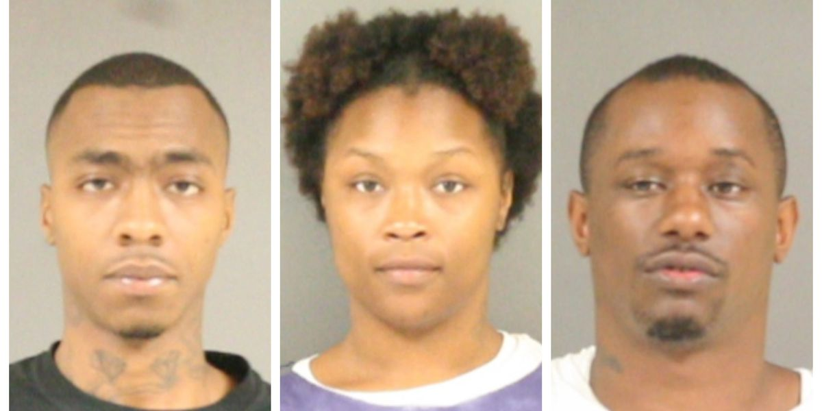 Three Jackson residents plead guilty to human trafficking of 15-year-old runaway