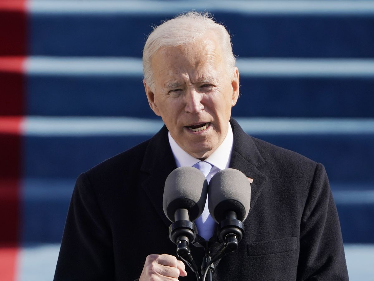 FOX's Chris Wallace praises Biden's inaugural address, says it's best he's ever heard
