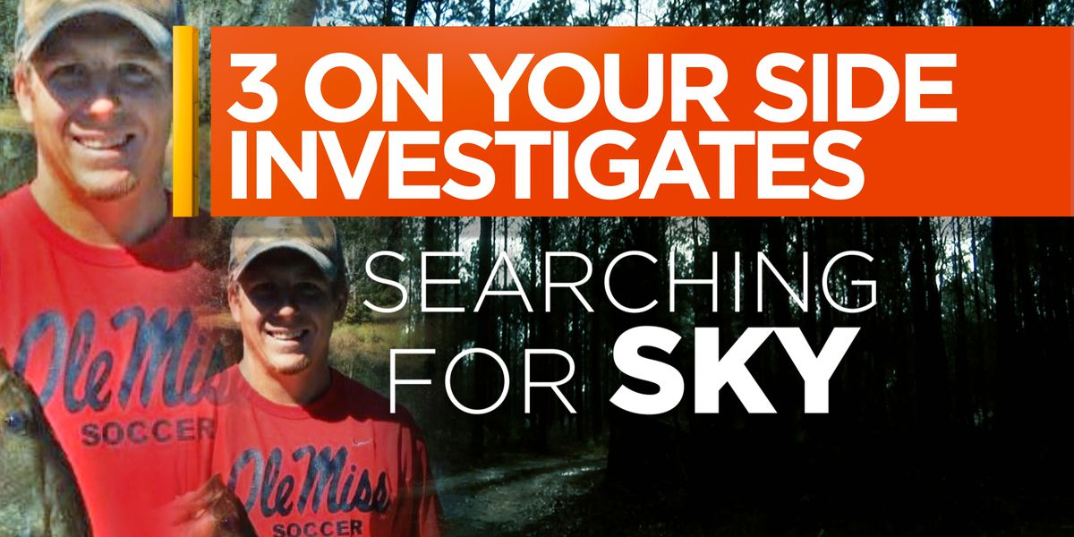 3 On Your Side Investigates: Searching for Sky Burnley
