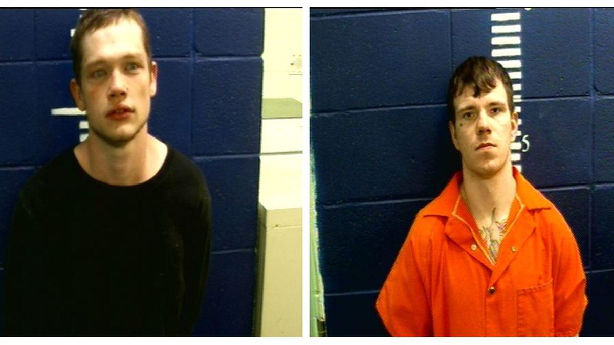 Two escaped inmates captured in Waynesboro