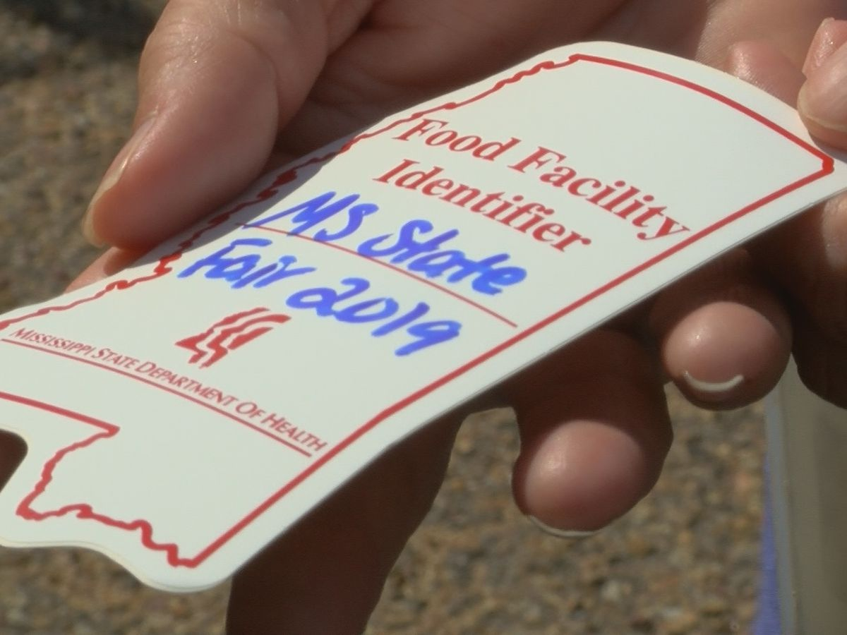 Department of Health inspects food stands before Mississippi State Fair opens