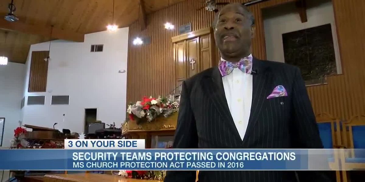 Mississippi pastor discusses security measures in wake of Texas church shooting