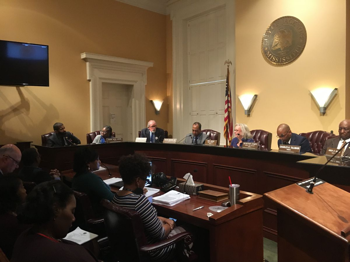 Jackson City Council amends gating ordinances for fourth time in nine years