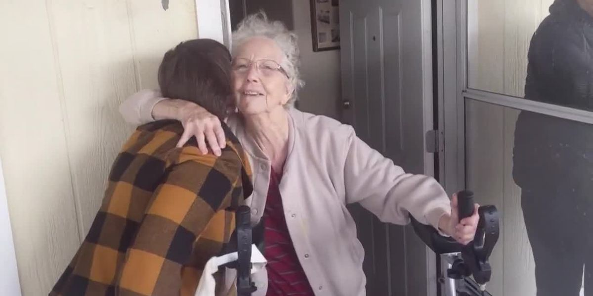Elderly NM woman receives walker from good Samaritans after calling wrong number