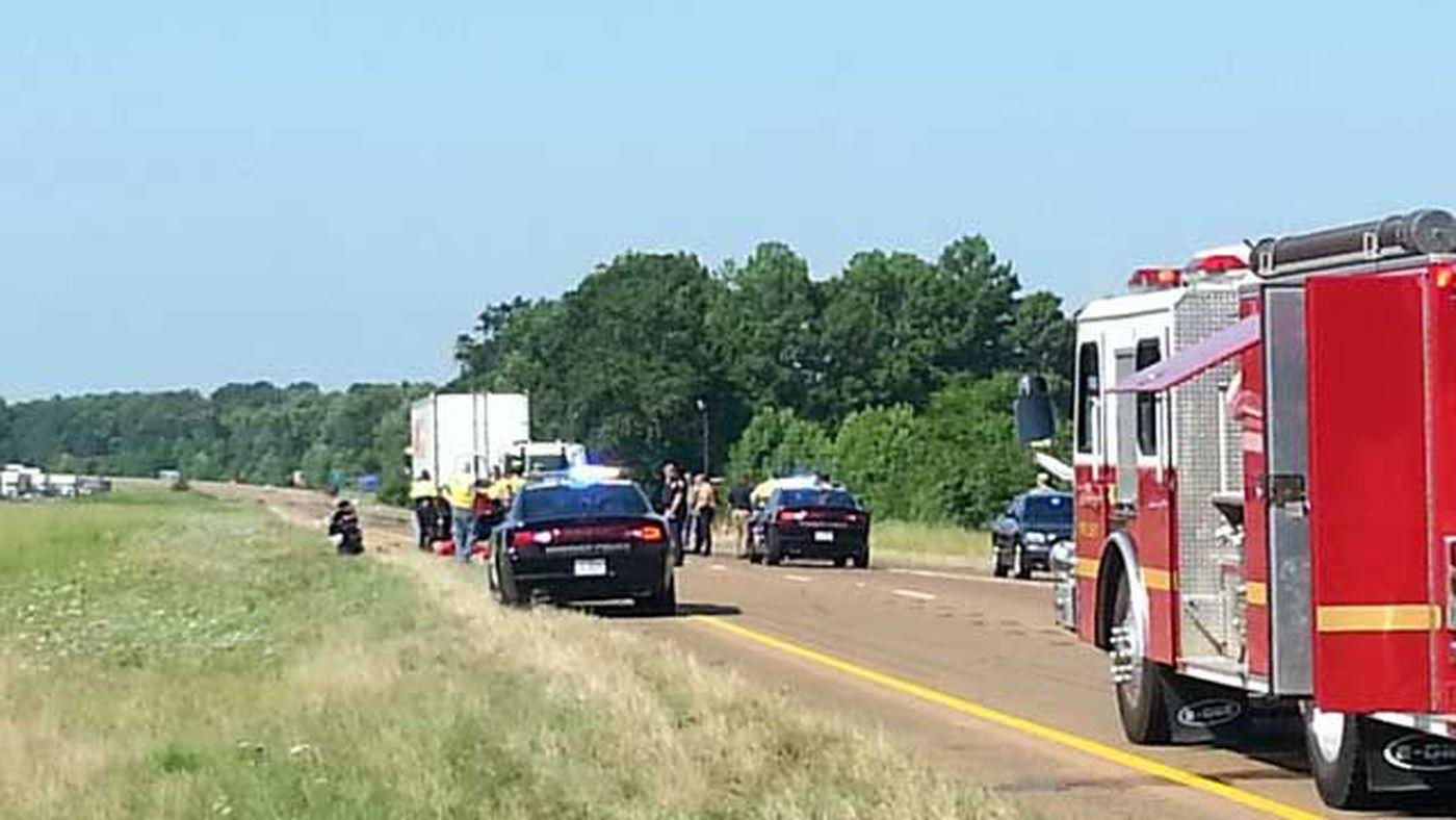 Jackson motorcyclist killed in I-55 crash