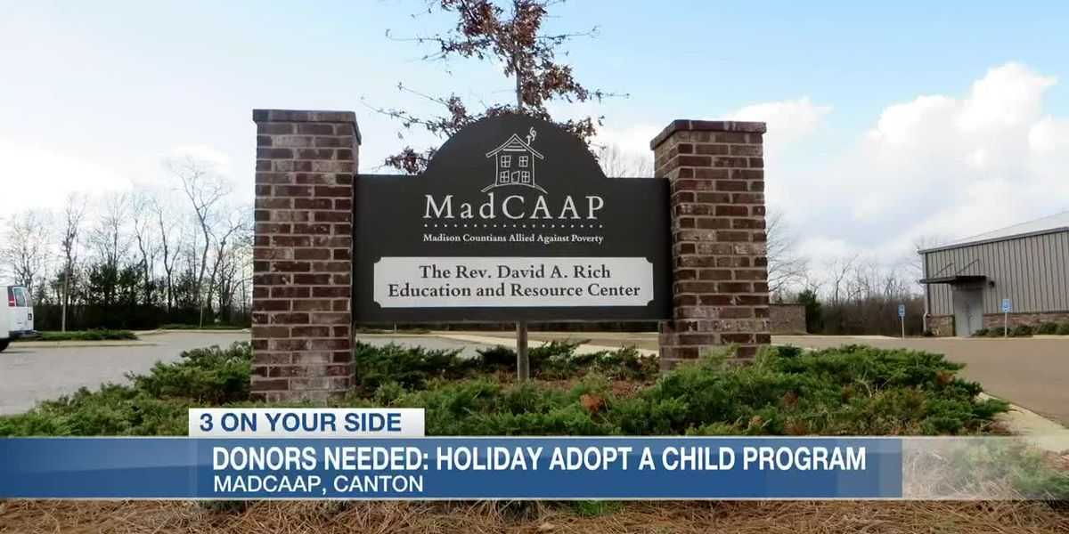Madison County organization asking for help supplying gifts to children in need