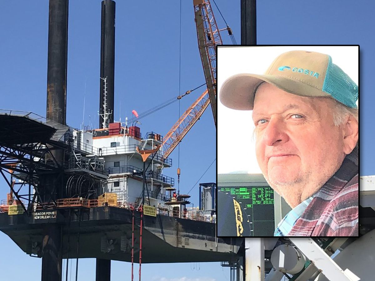 Captain of Seacor Power recovered by Coast Guard; funeral arrangements announced