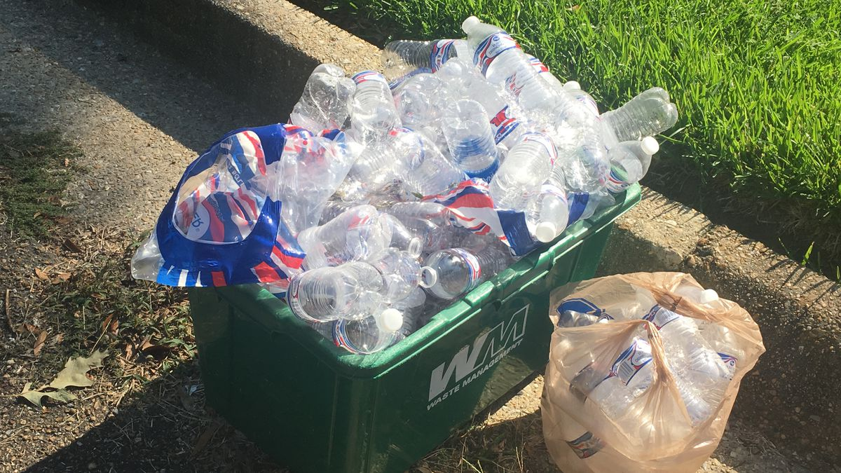 Curbside recycling was costing City of Jackson $1 million a year