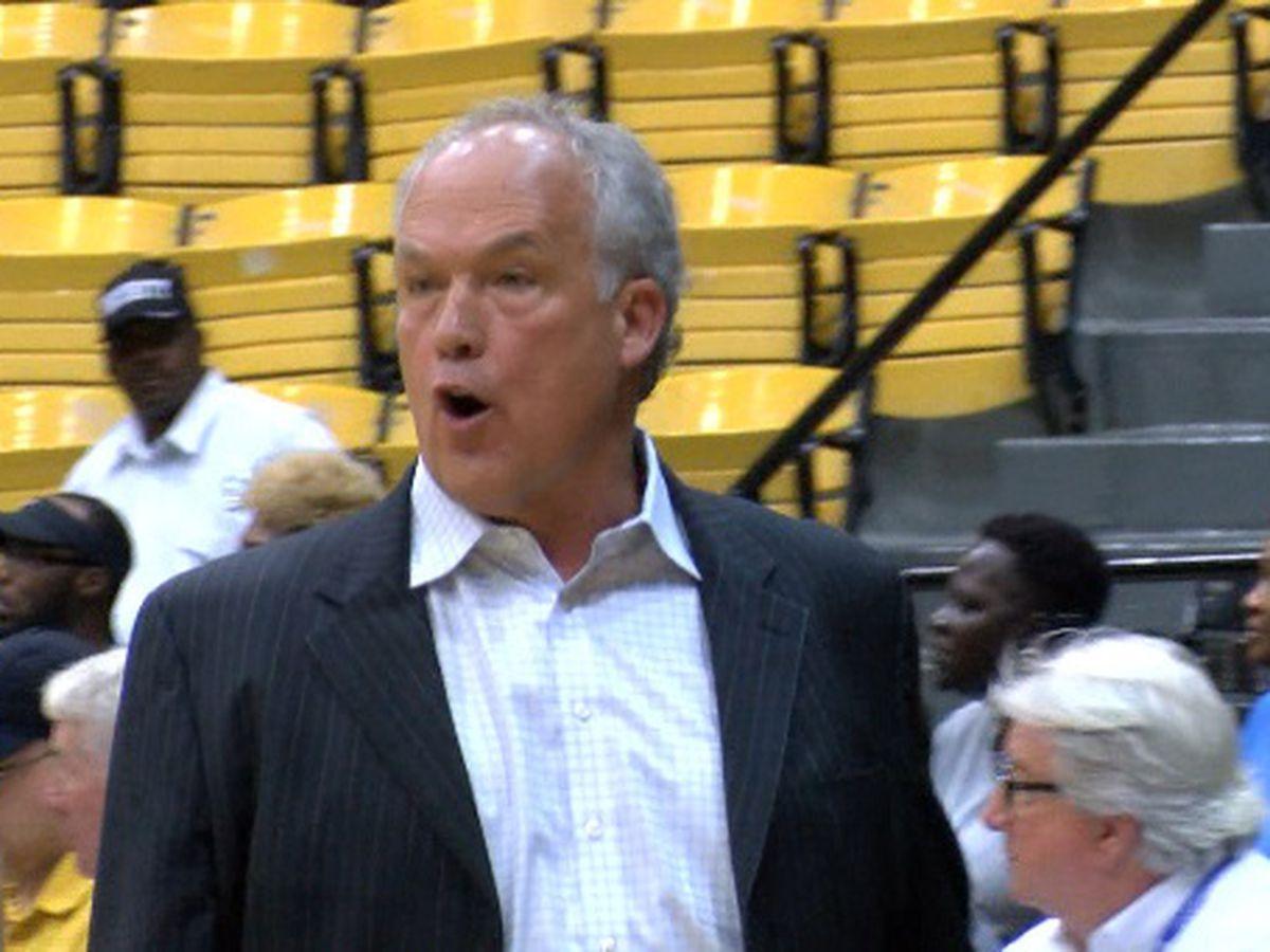 Doc Sadler steps down as Southern Miss head men's basketball coach