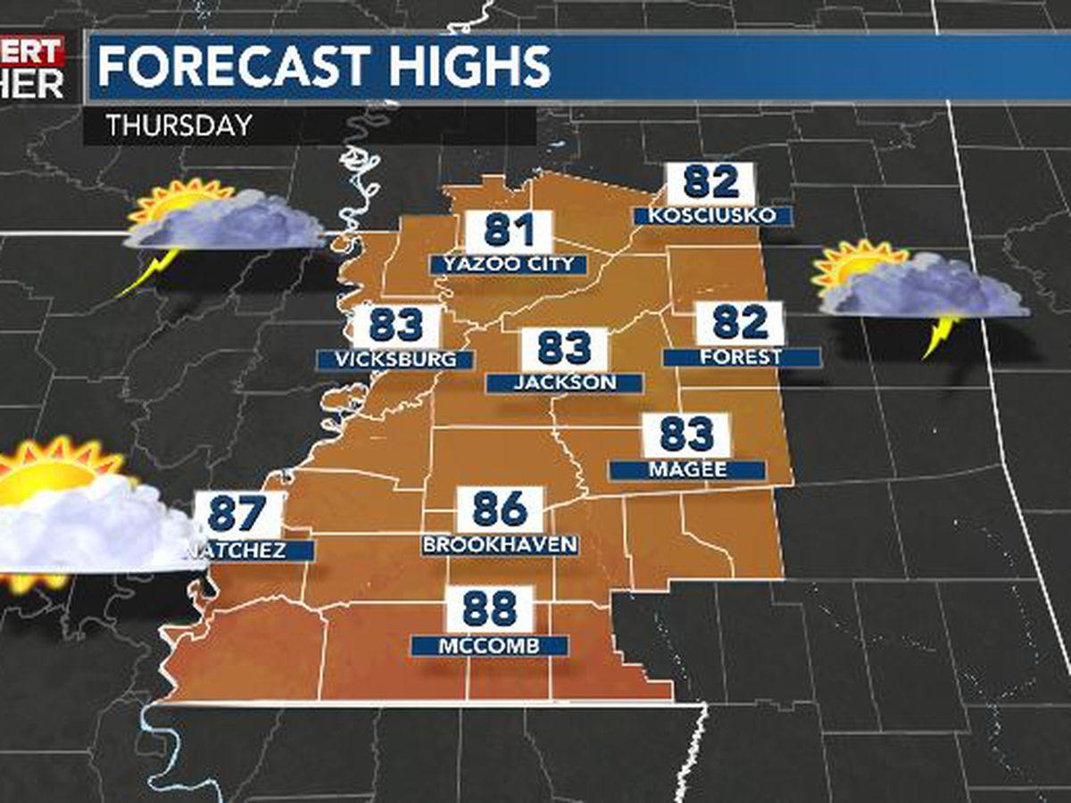 First Alert Forecast: Summer-like Memorial Day Weekend Ahead