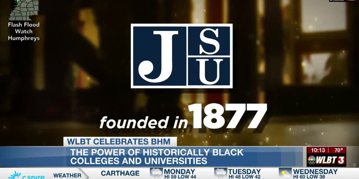 WLBT Celebrates Black History: The power of Historically Black Colleges and Universities