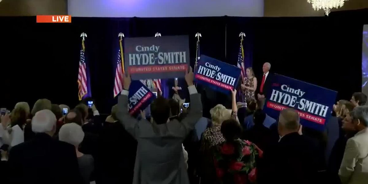 Decision 2018: Races to Watch - Cindy Hyde-Smith